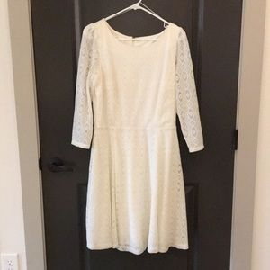 London Times White Lace Dress from Nordstrom